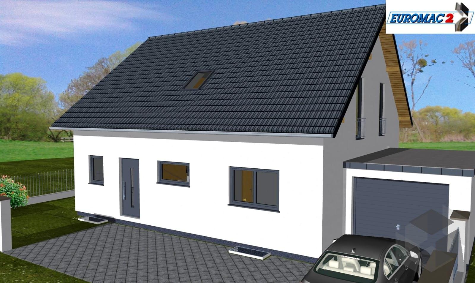 Massivhaus Bausatzhaus Bis 50000 Häuser Anbieter