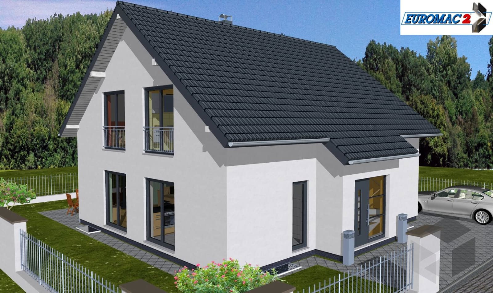 Massivhaus Bausatzhaus Bis 100 000 Hauser Anbieter
