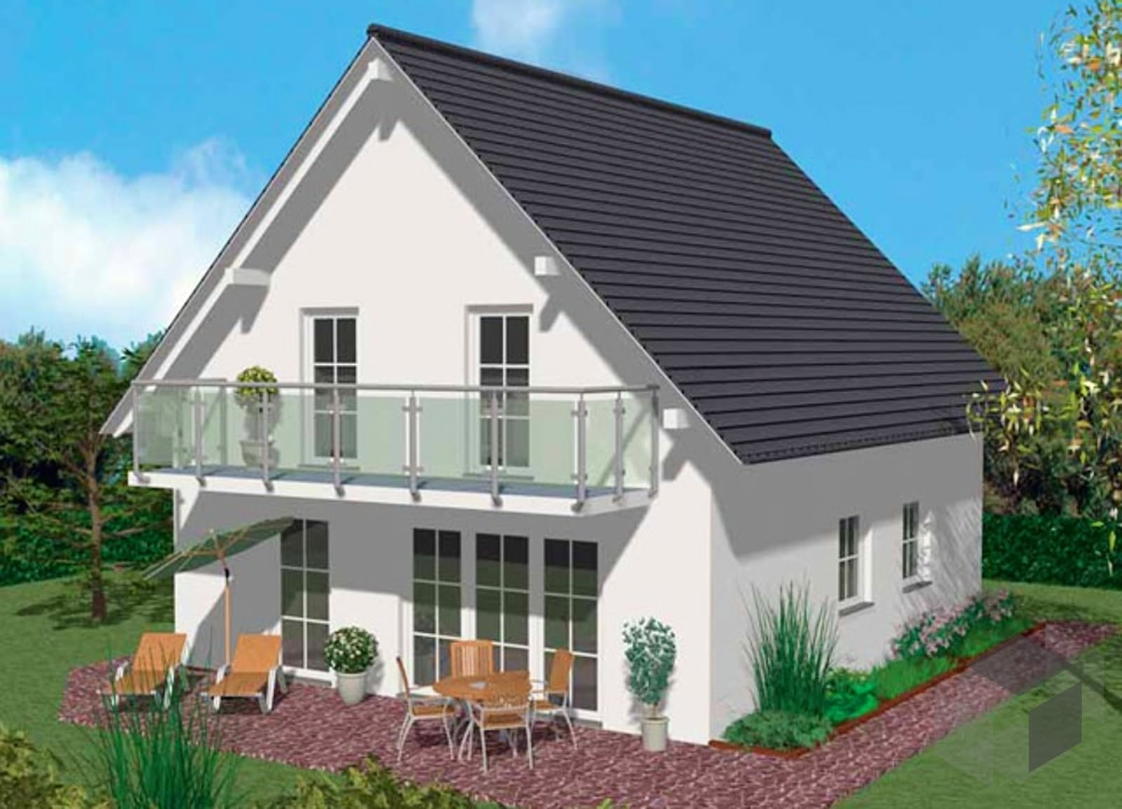 Schlüsselfertige Massivhäuser bis 150.000€ - Häuser Preise ... size: 1600 x 1153 post ID: 2 File size: 0 B