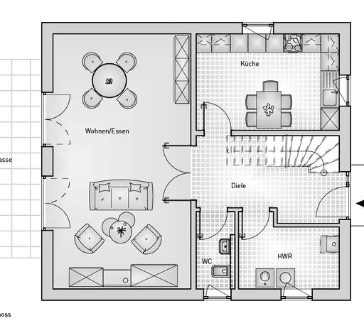 Family 10.30 EFH Floorplan 1
