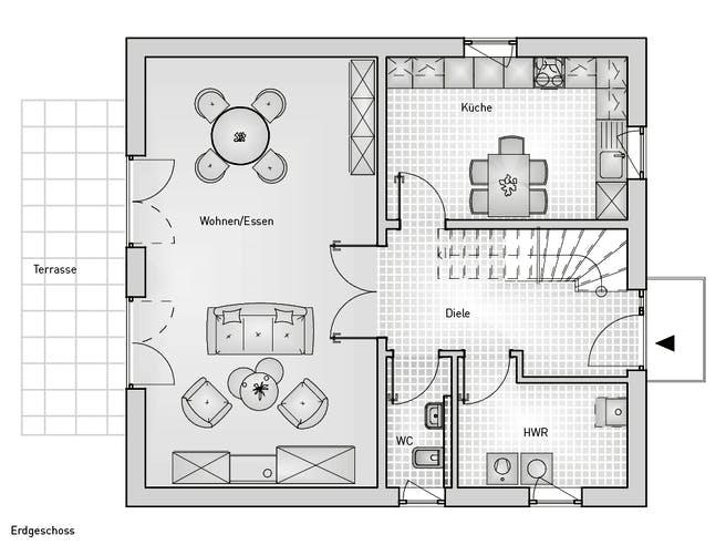 Family 10.30 EFH Floorplan 1