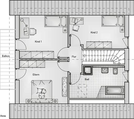 Family 10.30 EFH Floorplan 2