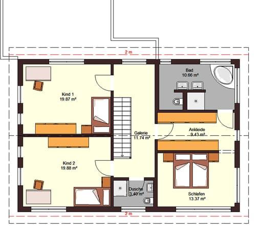Family 179 Floorplan 2