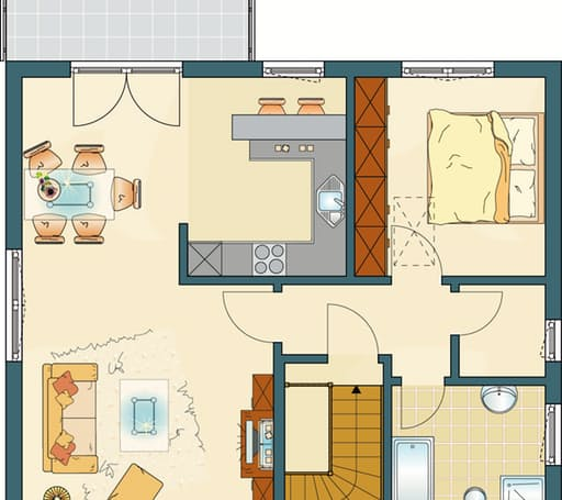 FAMILY 180 W Floorplan 2