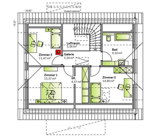 Family II Floorplan 2