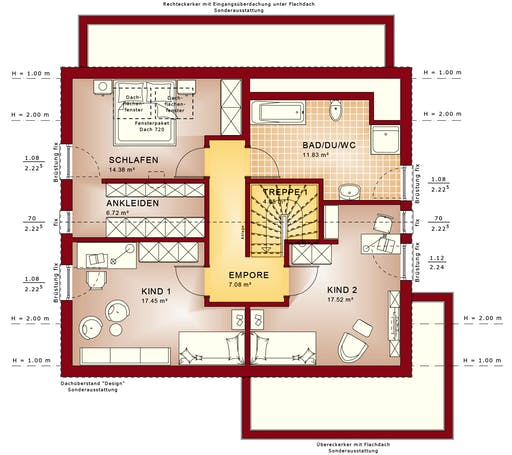Fantastic 163 V2 floor_plans 1