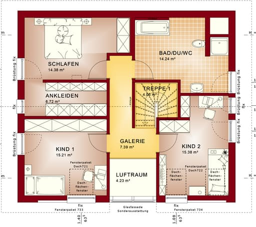 Fantastic 163 V5 floor_plans 1