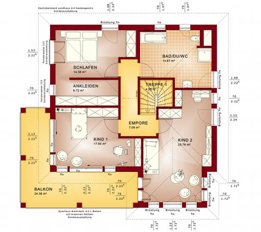 Fantastic 163 V6 floor_plans 1