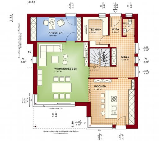 Fantastic 163 V7 floor_plans 0