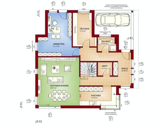 Fantastic 162 V3 Floorplan 01