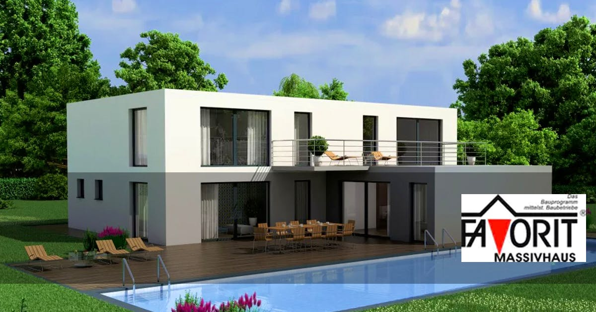 Favorit Massivhaus: Alle Details zum Massivhaus-Anbieter ...