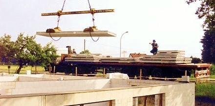 Fertigkeller aus Beton