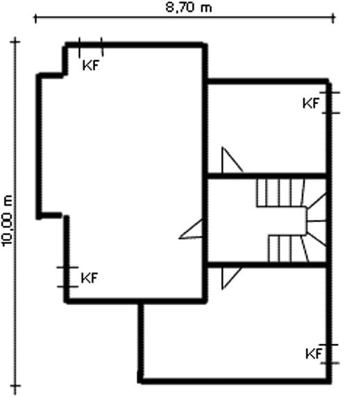 Beispiel Fertigkeller Grundriss