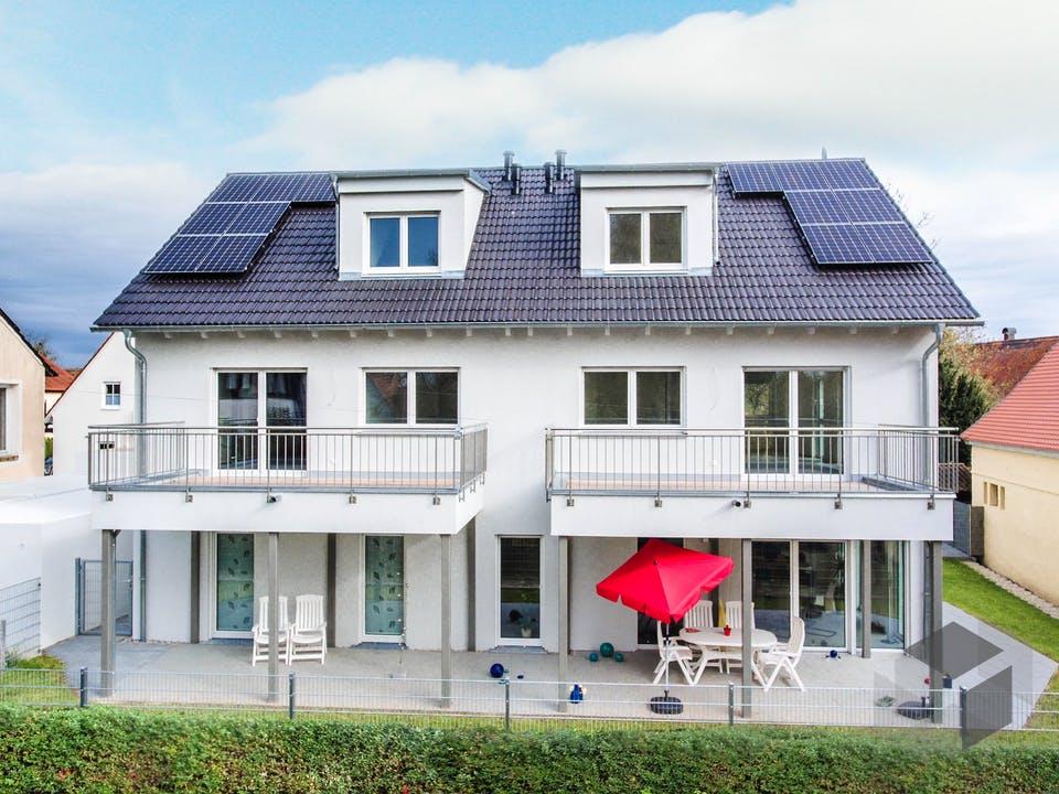3-Familienhaus 324 von FischerHaus Außenansicht