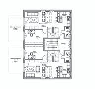3-Familienhaus 324 Grundriss