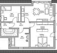 Haus Allgäu Grundriss