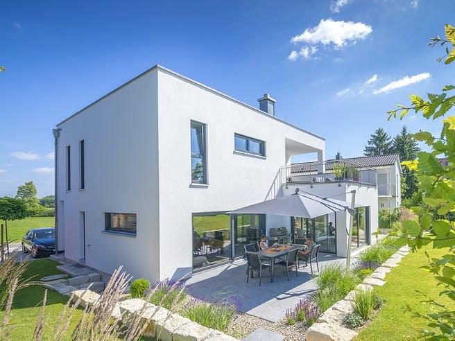 Bauhaus 190 von FischerHaus Außenansicht 1