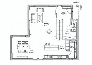 Bauhaus 190 Grundriss