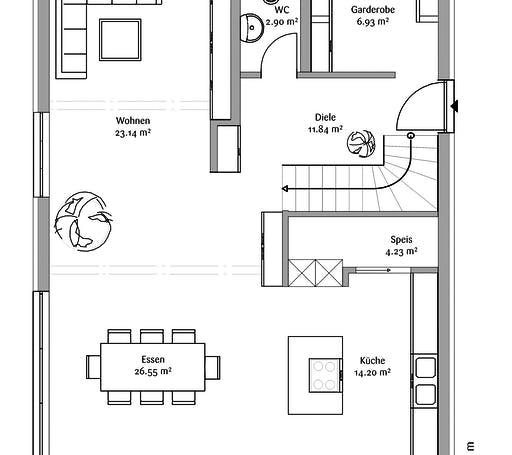 Fischerhaus - Klassisch Extraordinary Floorplan 1
