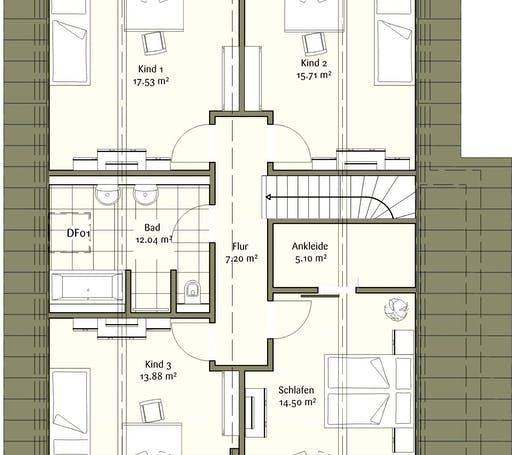 Fischerhaus - Klassisch Sophia Floorplan 2