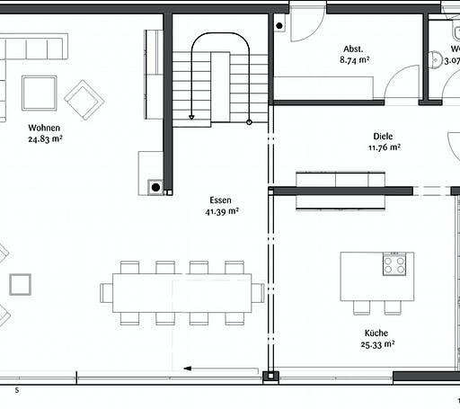 Fischerhaus - Lastructura Roth Floorplan 1