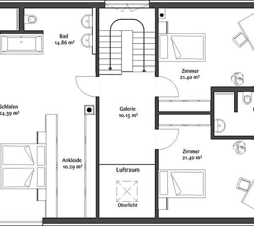 Fischerhaus - Lastructura Roth Floorplan 2