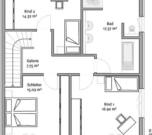 Fischerhaus - Latosca Armeria Floorplan 2