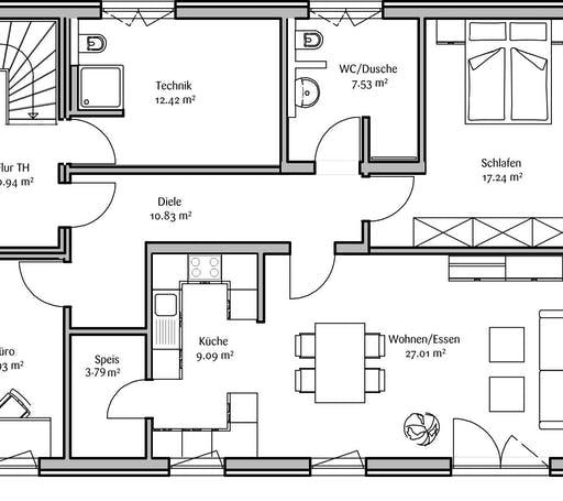 Fischerhaus - Lavita Familia Floorplan 1