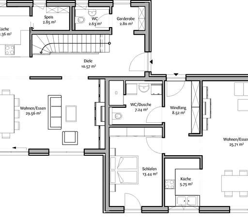 Fischerhaus - Lavita Generationo Floorplan 1