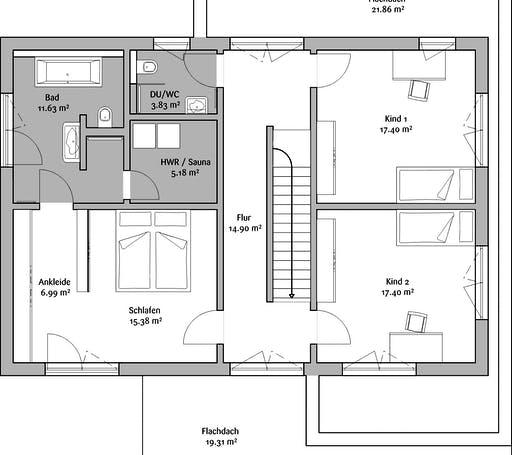 Fischerhaus - MH CubeX Floorplan 2