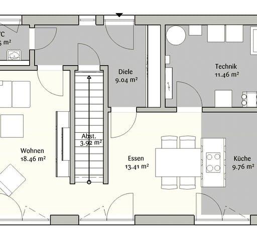 Fischerhaus - MH Julius Floorplan 1