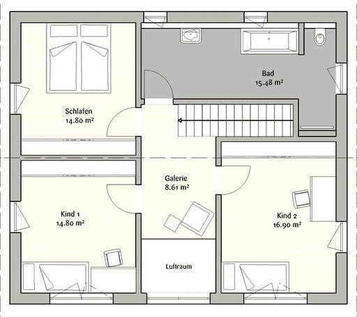 Fischerhaus - Modern 145 Floorplan 2