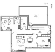 Modern 178 Grundriss