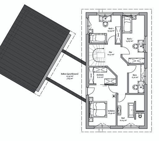 Fischerhaus - Modern 240 Floorplan 2