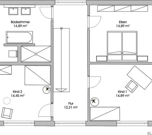 Fischerhaus - Nolina Floorplan 2