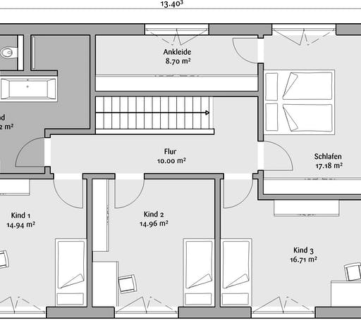 Fischerhaus - Stadtvilla 212 Floorplan 2