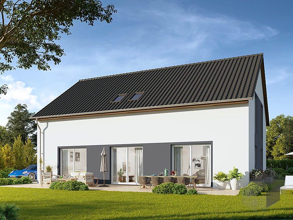 Stadthaus Cuxhaven von FIBAV Außenansicht