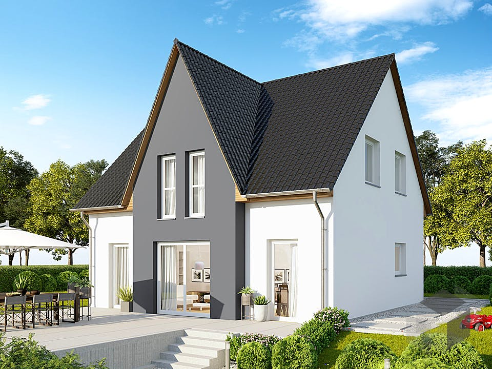 Stadthaus Kiel von FIBAV Außenansicht