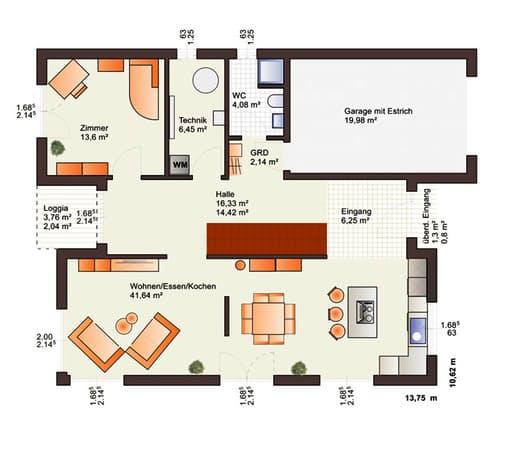 Fine Arts 211 floor_plans 1