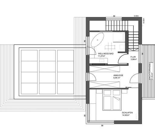 fine Musterhaus München Floorplan 2