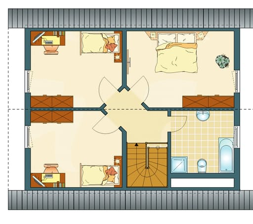FINESSE 300 (Musterhaus Fellbach) floor_plans 0