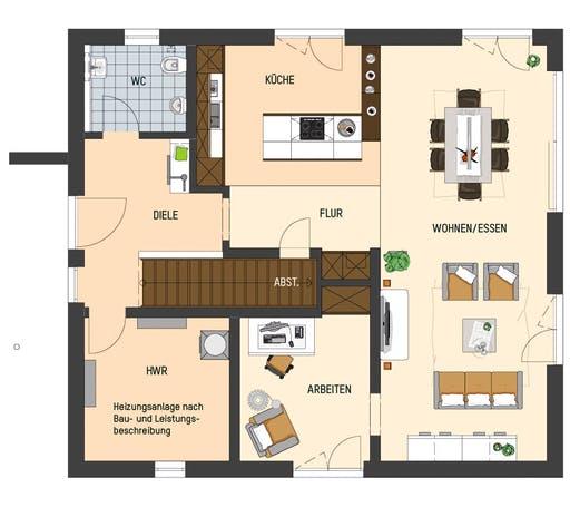Fingerhaus - Artis 302 Floorplan 1