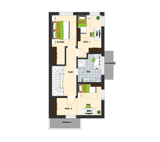 Fingerhaus - DUO 100 V2 Floorplan 2
