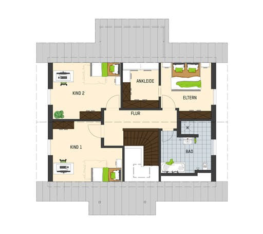 Fingerhaus - Juno 402 Floorplan 2
