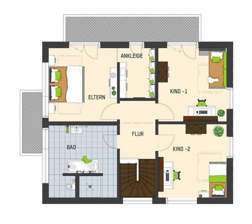 Fingerhaus - Medley 3.0 300 B W MH Kassel Floorplan 2
