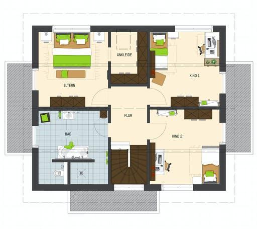 Fingerhaus - Medley 3.0 300 B S215 MH Poing Floorplan 2
