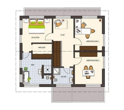 Fingerhaus - Medley 3.0 300B Fellbach Floorplan 2
