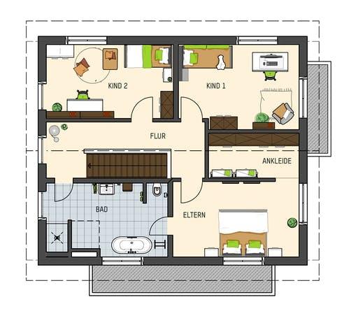 Fingerhaus - SENTO 500B S215 MH Frankenberg Floorplan 2