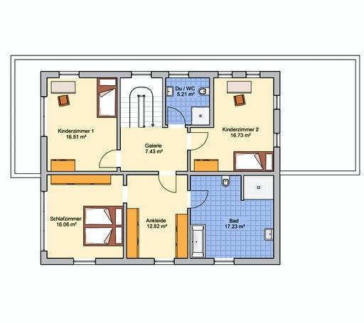 Fingerhut - Freiburg Floorplan 2