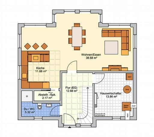 Fingerhut - Kelo Floorplan 1